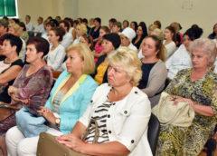 Відбулася конференція для медичних сестер з усієї області