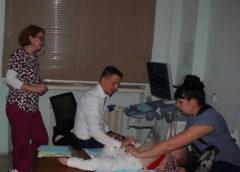 Тренінг «Збереження нирок у дітей із розщілиною хребта» – за участі фахівців зі Словаччини